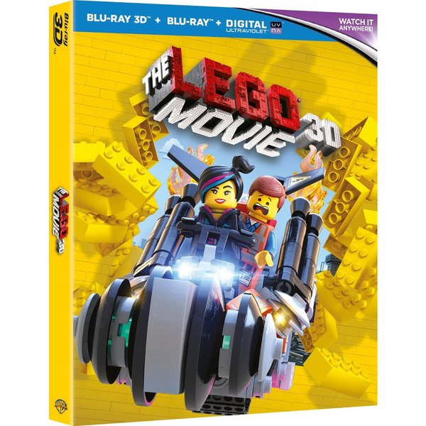 The Lego Movie 3D (Blu-ray/DVD) 16355391