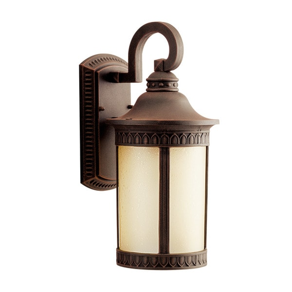 Kichler Lighting Randolph Collection 1-light Prarie Rock Outdoor Wall Lantern