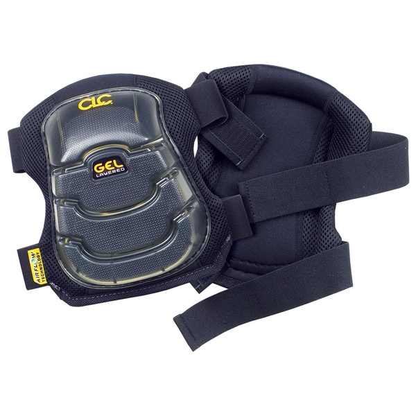 Airflow Gel Kneepads Black