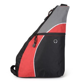 Vance Co. Men's Sporty Sling Backpack