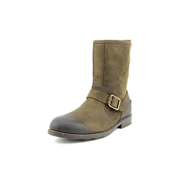 Sebago Men's 'Coburn Harness ' Nubuck Boots