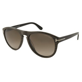 Tom Ford TF0347 Kurt Men's Aviator Sunglasses