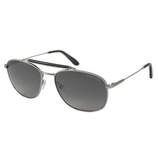 Tom Ford TF0339 Marlon Men's Polarized/ Aviator Sunglasses