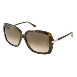 Tom Ford TF0323 Paloma Women's Rectangular Sunglasses