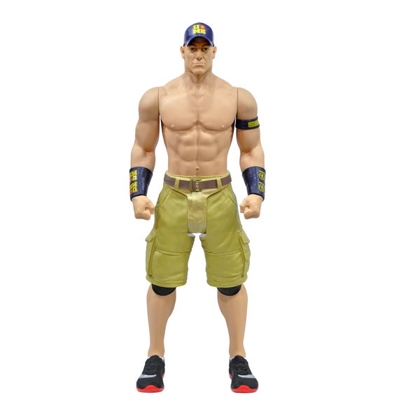 WWE Authentic 31-Inch John Cena Action Figure