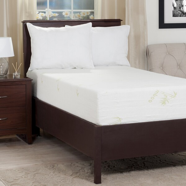 Windsor Home 8-inch Full-size Natural Pedic Memory Foam Mattress