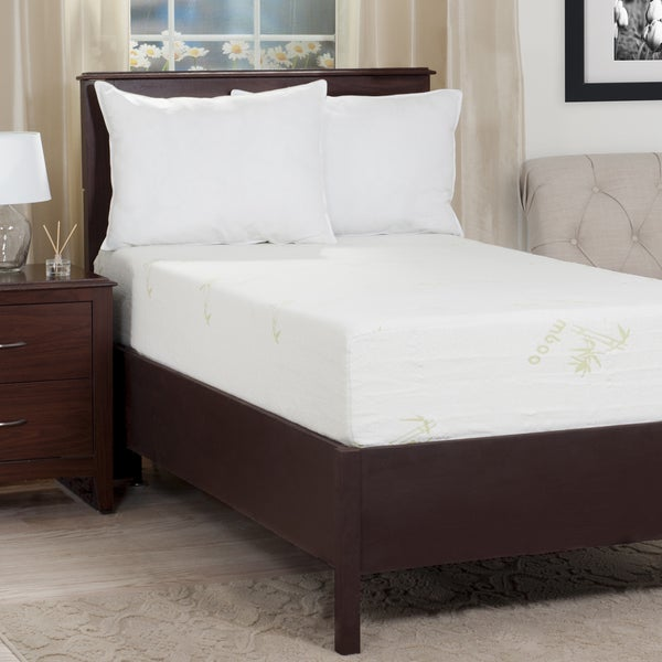Windsor Home 10-inch Twin-size Gel Top Memory Foam Mattress