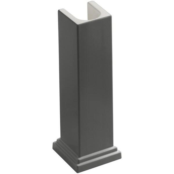 Kohler Tresham Pedestal in Thunder Grey