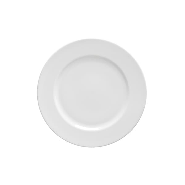 Royal White Bread & Butter Plate Set of 6