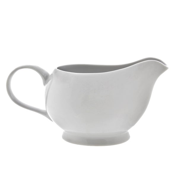 10 Strawberry Street Royal White Gravy Boat 16357896