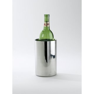 Elegance Hammered Double Wall Stainless Steel Wine Cooler