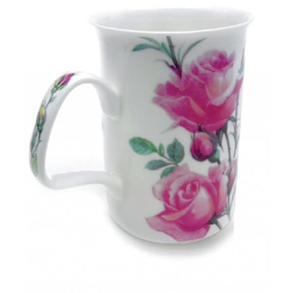 Roy Kirkham Lancaster Mug - English Rose (Set of 6)