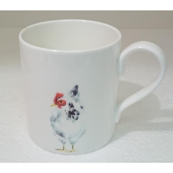 Roy Kirkham Larch Mug - Chicken (Set of 6)