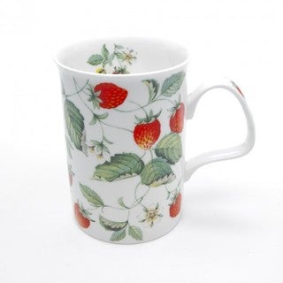 Roy Kirkham Lancaster Mug - Alpine Strawberry (Set of 6)