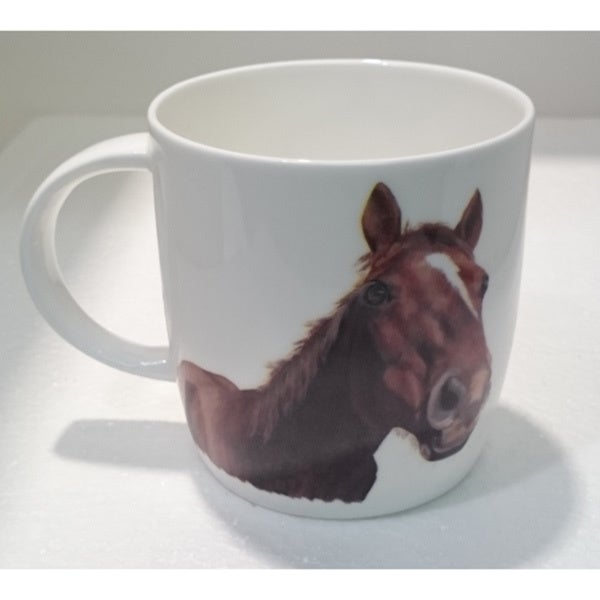 Roy Kirkham Sophie Mug - Farm Animal Equestrian (Set of 6)