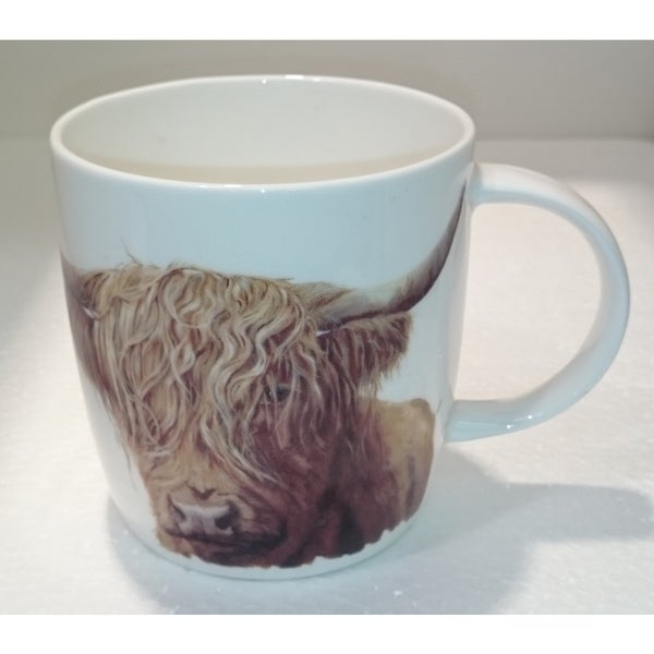 Roy Kirkham Sophie Mug - Farm Animal Cows Set of 6