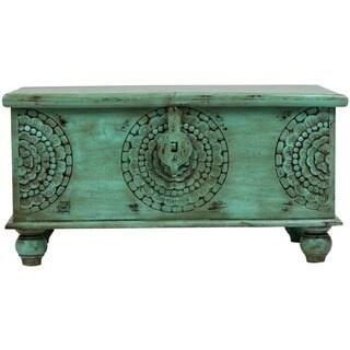 Leela Green Box Coffee Table (India)