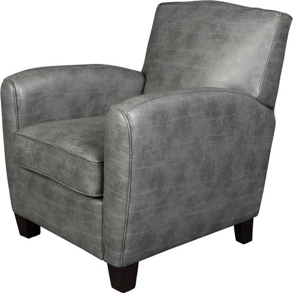 Henry Charcoal Accent Chair