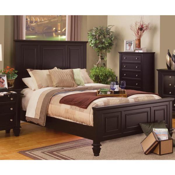Nicholson Sincere 5-piece Cappuccino Bedroom Set