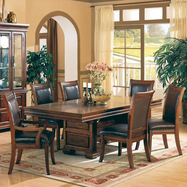 Corvallis 7-piece Dining Set