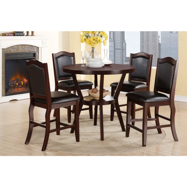 Hanz Tuly 5-piece Round Dining Set