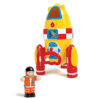 WOW Toys Ronnie's Rocket Play Set
