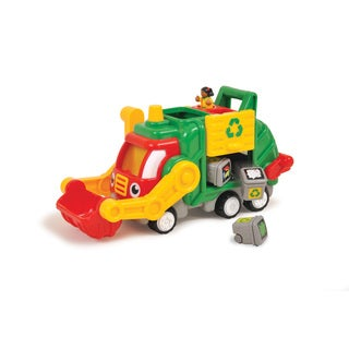 WOW Toys Flip 'N' Tip Fred Recycling Truck Play Set