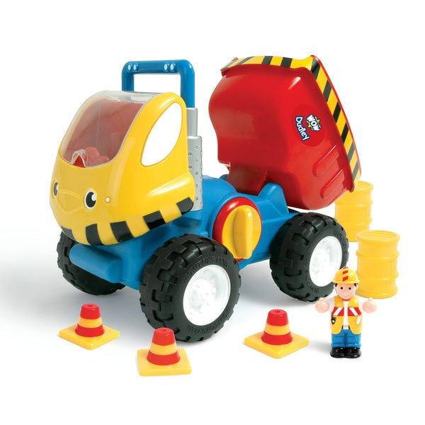 WOW Toys Dudley Dump Truck Play Set