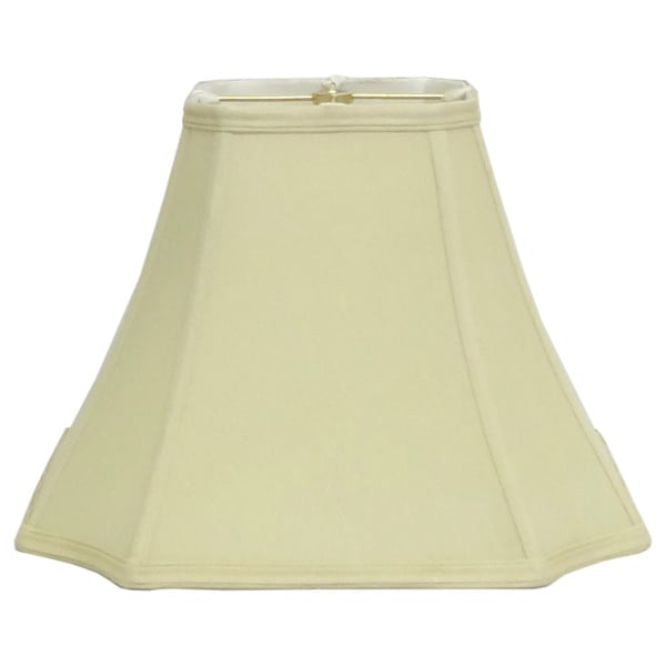 Cream Square Cut-corner Shade