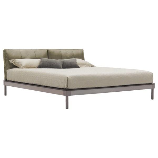 Pomezia King-size Metal Bed Frame
