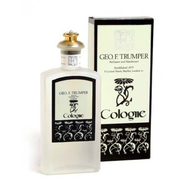 Geo F. Trumper 3.38-ounce Eau de Cologne (Glass)