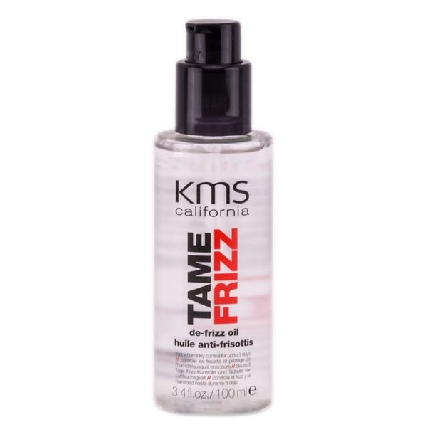 KMS Tame Frizz 3.4 -ounce DeFrizz Oil