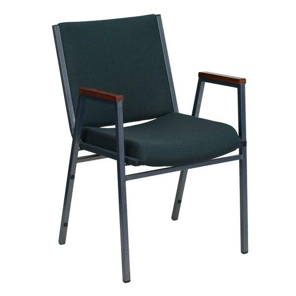 Hercules Series Fabric Metal Stack Chair