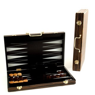 Bey Berk 'Ashton' Backgammon Set