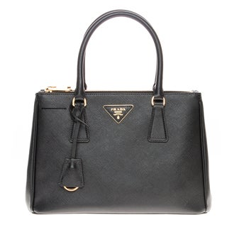 Prada,Leather Designer Handbags - Overstock.com Shopping - The ...