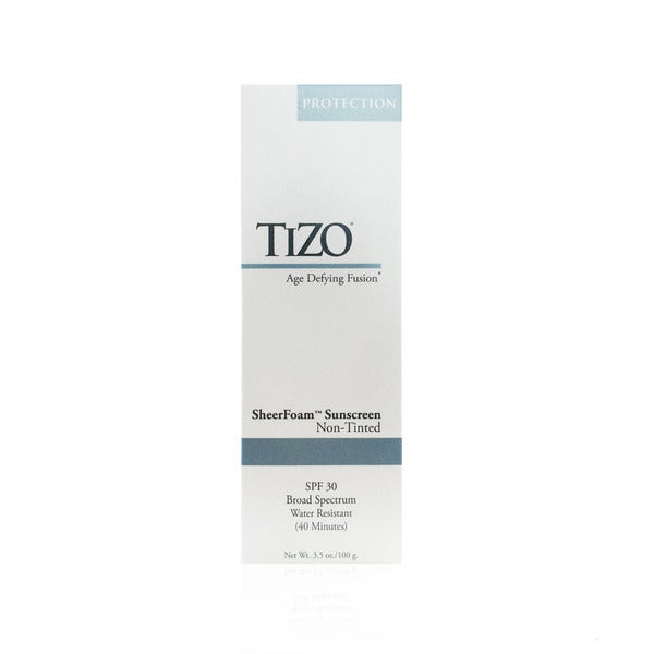 TIZO SheerFoam Non-Tinted SPF 30 Sunscreen