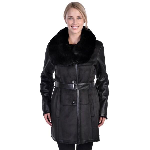 Nuage Alta Faux Shearling Jacket