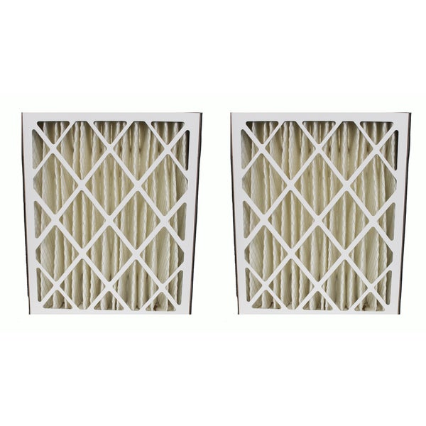 2PK GeneralAire 14201 and 4501 Pleated Furnace Air Filter 20x25x5 MERV 8 16359677