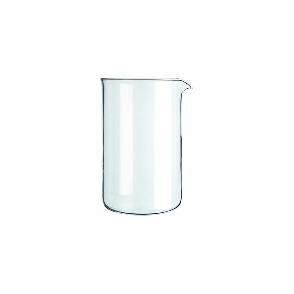 12-cup Universal French Press Glass Beaker Fits Bodum and All Brands 16359834