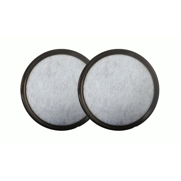 2pk Replacement Charcoal Water Filters, Fits Mr. Coffee WFF-3 Machines, Compatible with Part 113035-001-000 16359848