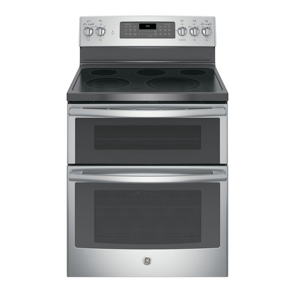 Ge 30 inch free standing electric double oven with convection range 17690821 - Inch electric range reviews ...