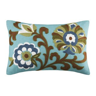 Harbor House Arietta Cotton Oblong Pillow
