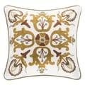 Harbor House Arabesque Cotton Square Pillow
