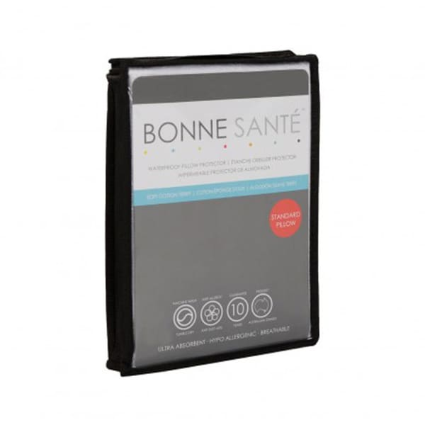 Bonne Sante Cotton Terry Pillow Protectors