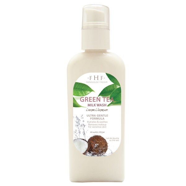 FarmHouse Fresh Green Tea 6-ounce Milk Wash
