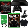 Xbox One 500GB Gears of War Ultimate Edition Bundle with COD Black Ops III and Accessories