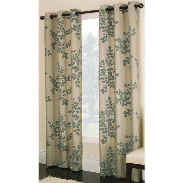 Miller Simsbury Grommet 95-inch Curtain Panel