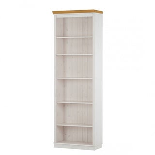 Scandinavian Lifestyle Anita Solid Pine Bookcase