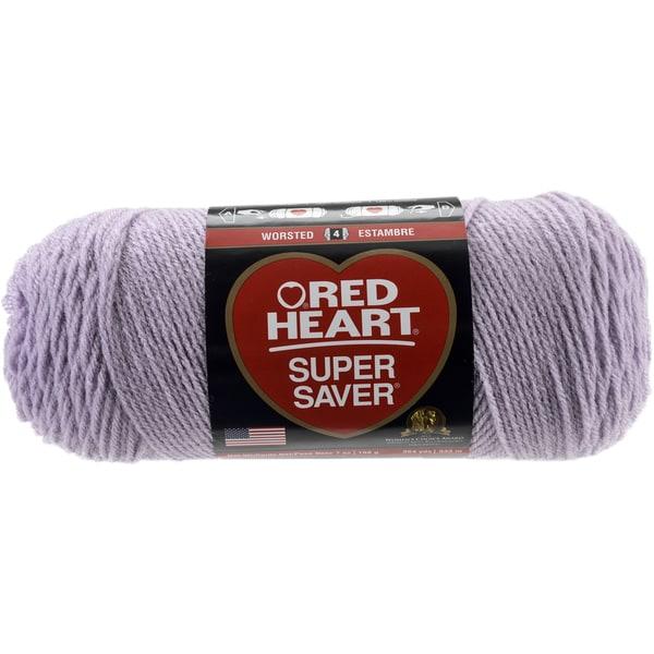 Red Heart Super Saver YarnPale Plum