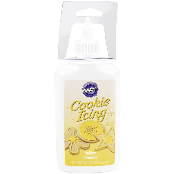Cookie Icing 10ozYellow